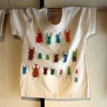 男子Tシャツ・昆虫