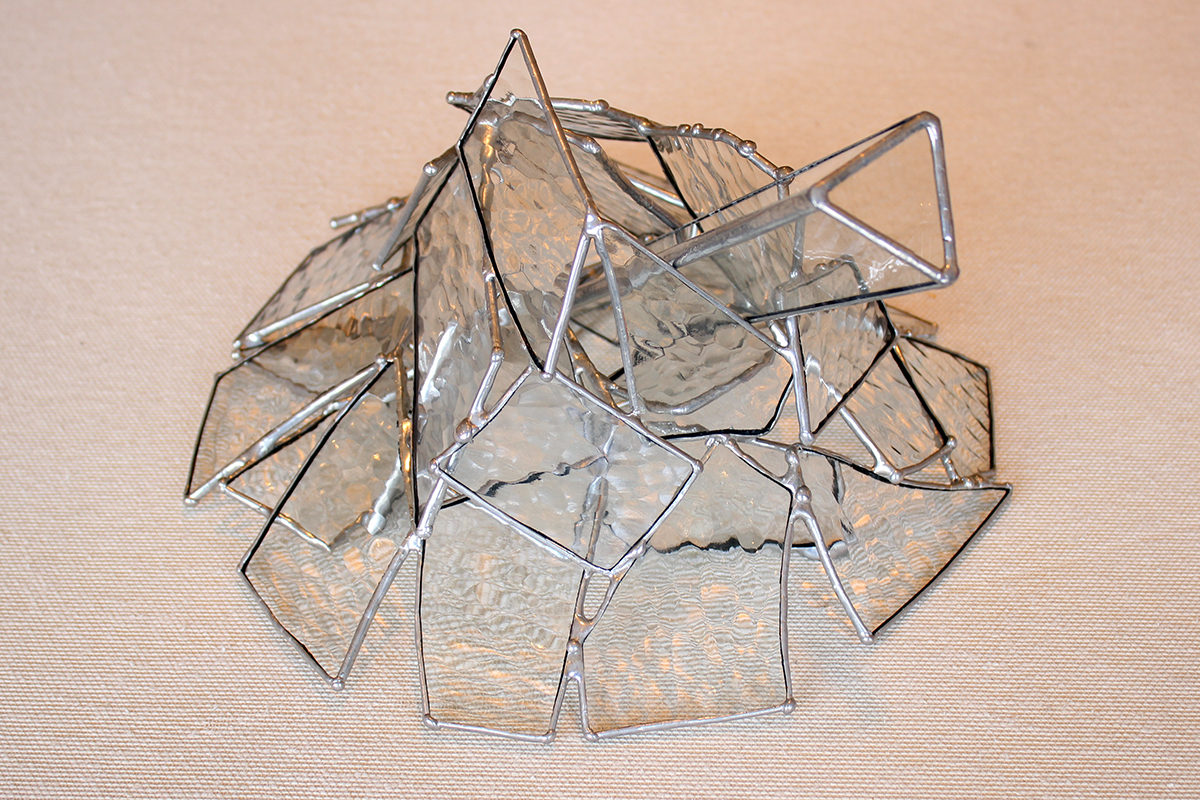 万華鏡 ステンドグラス
