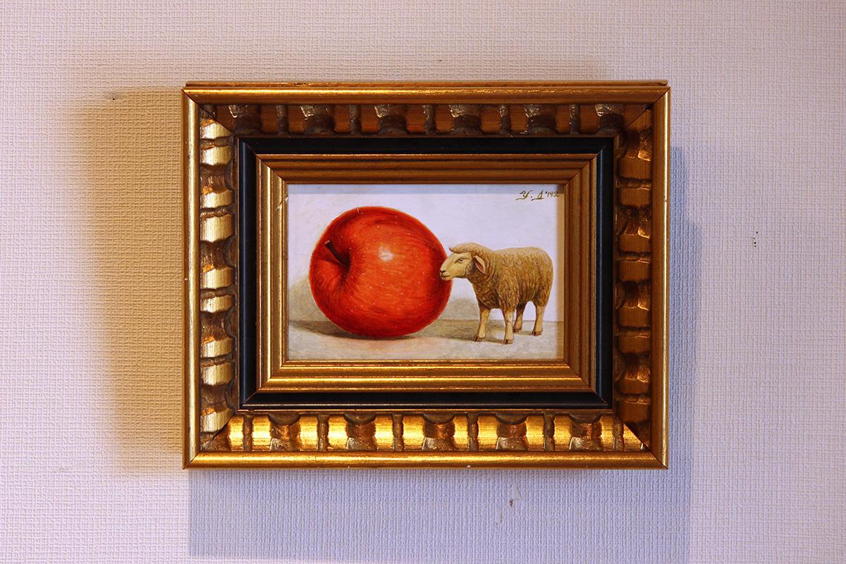 リンゴの謎